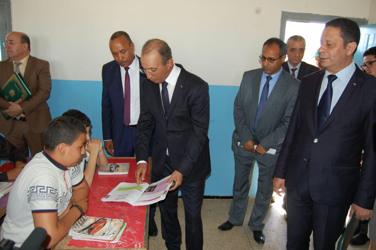 وزارة حصاد تستعد لأعتماد التوقيت المستمر في مواقيت الدراسة