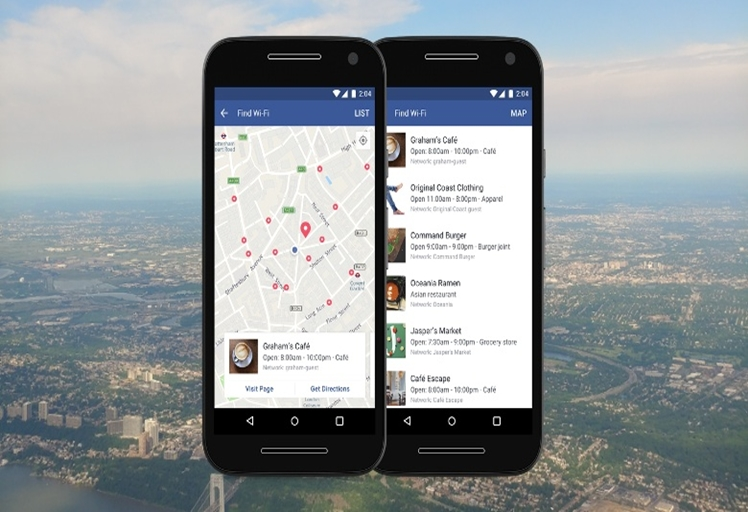 """فيسبوك تختبر ميزة """"البحث عن واي فاي"""" لجميع المستخدمين حول العالم"""