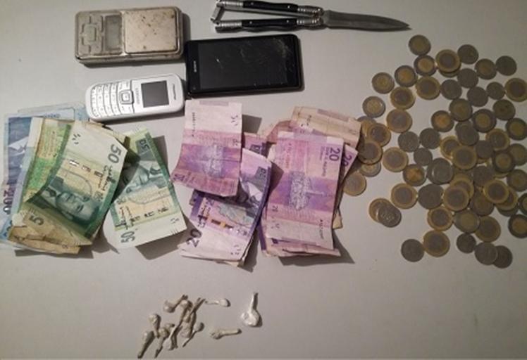 الأمن يوقف مروجين للمخدرات القوية في تطوان