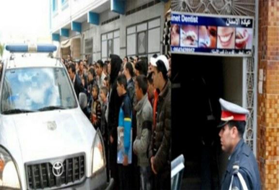 إصدار مذكرة بحث وطنية في حق صانع أسنان متهم بقتل طفل في و