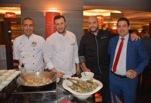 """بالفيديو:رويال توليب طنجة يقدم باقة جديدة من الطهاة العالميين بالـ""""فاسكو"""" ويعد بروائع الأطباق"""