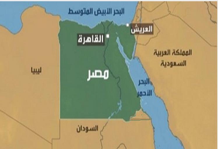 """تفاصيل الهجوم الدموي المزودج الذي أسقط 235 قتيل بمسجد """"الروضة"""" في مصر"""