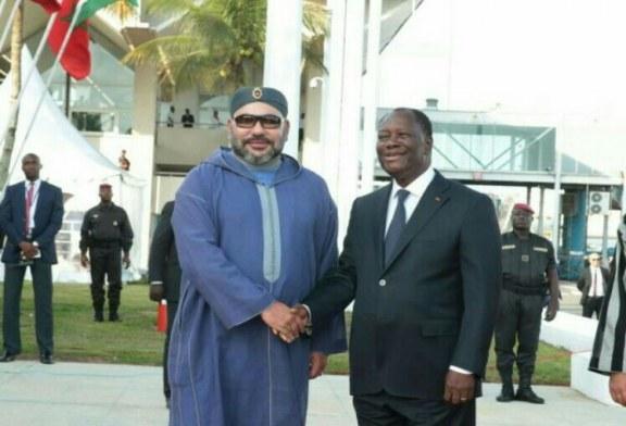الملك محمد السادس من ضمن 83 رئيس دولة وحكومة يتداولون في قمة الاتحاد الاوروبي-اﻹفريقي
