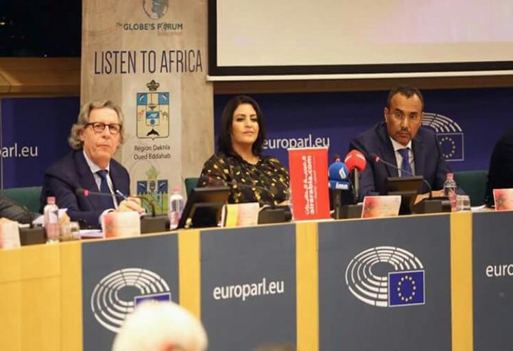 فال تروج لمغربية الصحراء بالبرلمان الأوروبي