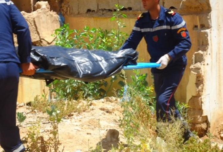 العثور على جثة بالواد المالح في مرتيل