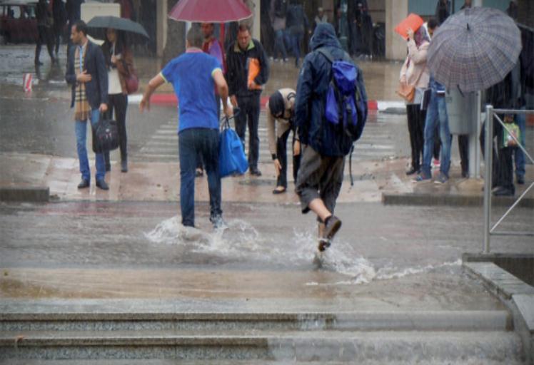 الأرصاد الجوية تبشر المغاربة بتساقطات وثلوج مهمة