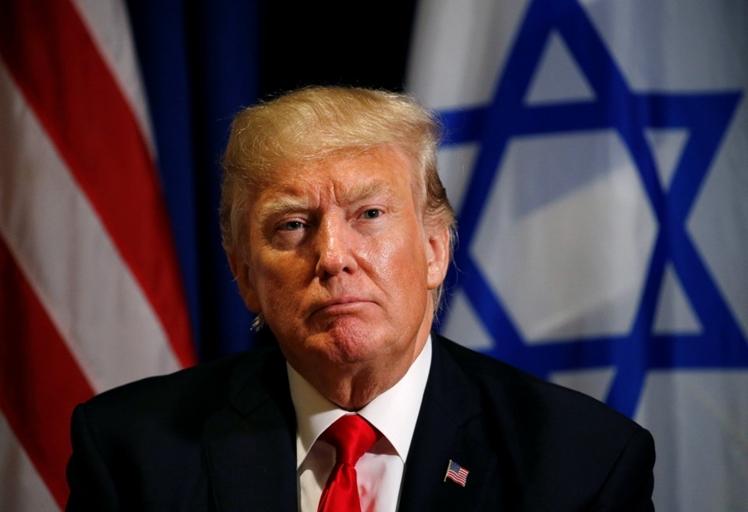 عاجل.. الرئيس الأمريكي ترامب يعترف رسميا بالقدس عاصمة لإسرائيل