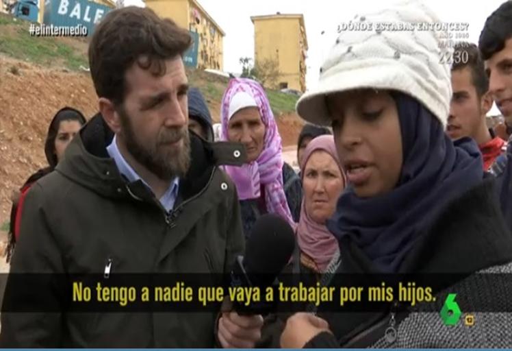 السادسة الاسبانية تبث تحقيقا صادما عن ممتهنات التهريب المعيشي في سبتة (+فيديو)
