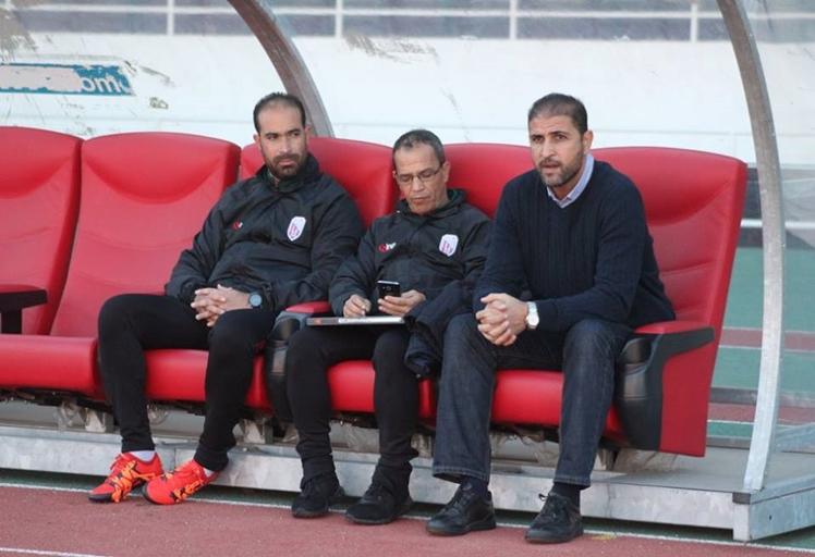 مدرب المغرب التطواني يتخلى عن 7 لاعبين