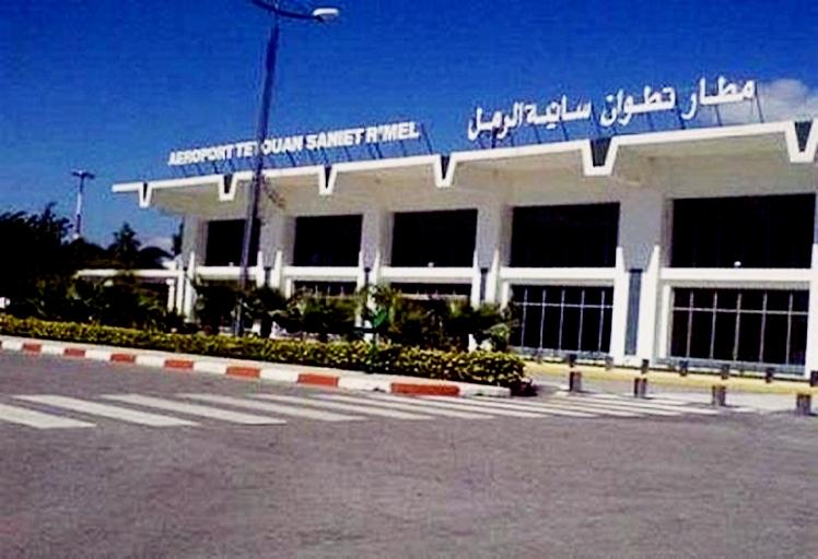تأخر إقلاع رحلات داخلية من مطار سانية الرمل