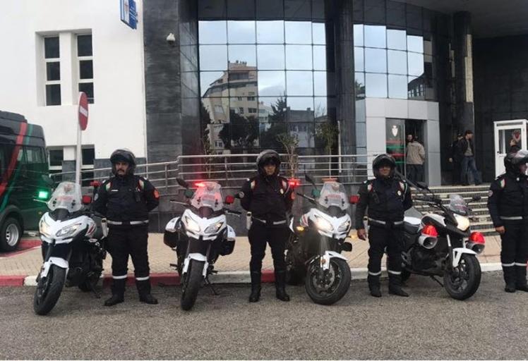 ولاية أمن طنجة تستفيد من دعم لوجيستيكي لضمان التغطية الأمنية بالمدينة