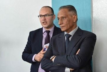 التامك يعين حافة مديرا جديدا للسجن المركزي بالقنيطرة
